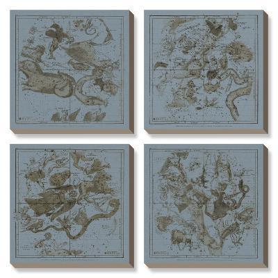 Zodiac-W^G^ Evans-Canvas Art Set