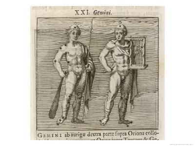 Zodiac-Gaius Julius Hyginus-Giclee Print