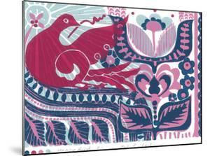Happy Bird by Zoe Badger