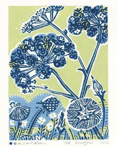 Seed Bloom by Zoe Badger