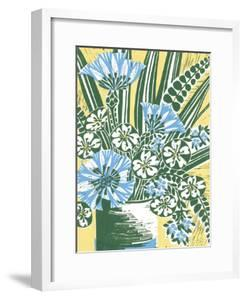 Vase of Flowers by Zoe Badger
