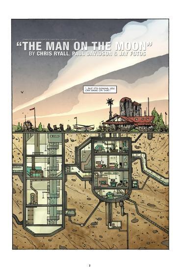 Zombies vs. Robots: No. 7 - Bonus Material-Paul Davidson-Art Print