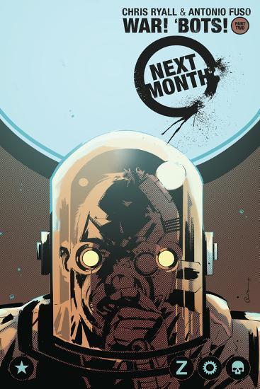 Zombies vs. Robots: No. 8 - Bonus Material-Antonio Fuso-Art Print