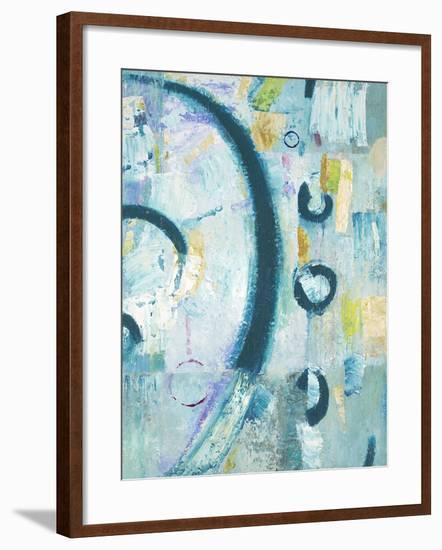 Zoned In-Chris Mills-Framed Art Print