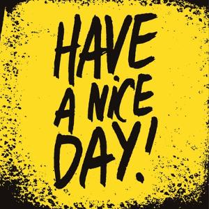Have a Nice Day by ZOO BY