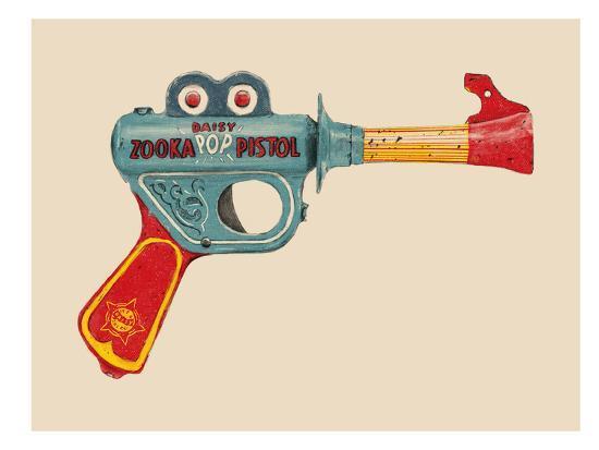 Zooka-Florent Bodart-Art Print