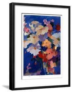 Sparking Flowers by Zora Buchanan