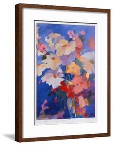 Sparkling Flowers by Zora Buchanan