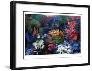 Through the Garden by Zora Buchanan