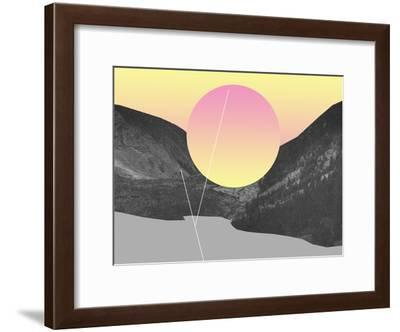 ZT-6653577-Mario Wagner-Framed Giclee Print