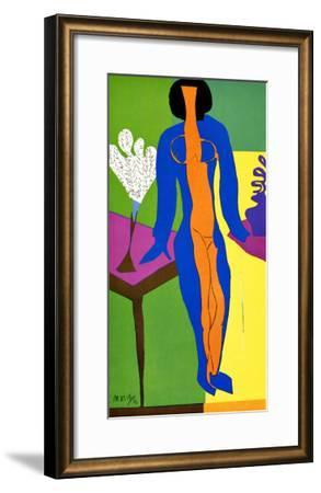Zulma-Henri Matisse-Framed Giclee Print