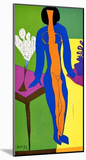 Zulma-Henri Matisse-Mounted Giclee Print