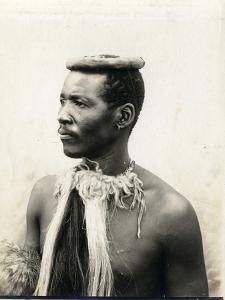 Zulu - Jim Cameel, C.1900