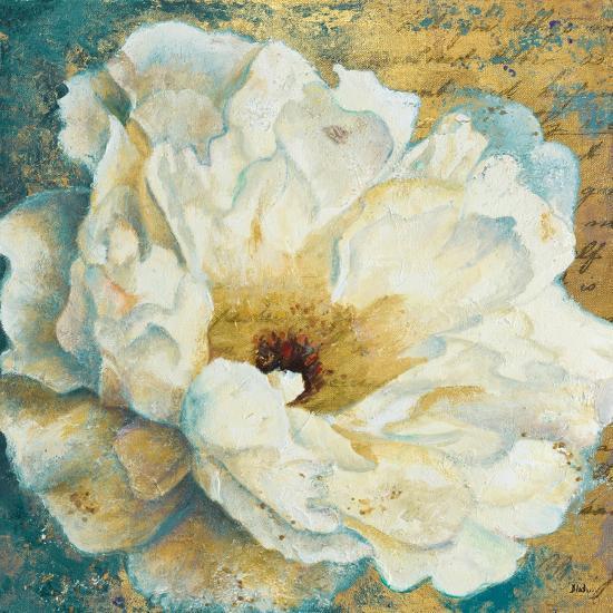 Zuzu Peony Gold I-Patricia Pinto-Art Print