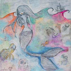 Mermaid Aura by Zwart
